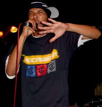 Mr Devious at The Jam