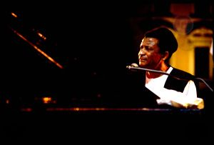 Abdullah Ibrahim, Switzerland 1988 - &copy S.Gordon